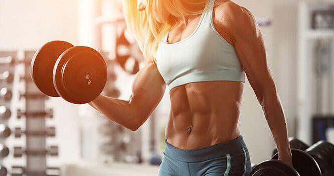 Come costruire e mantenere i muscoli a casa senza attrezzature da palestra